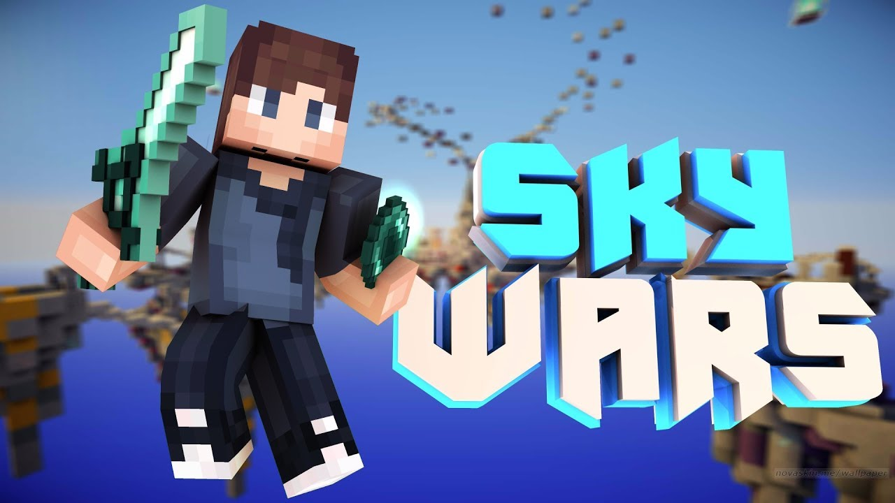 Minecraft skywars