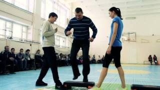 Путь к Олимпу - легкая атлетика 18.10.2014
