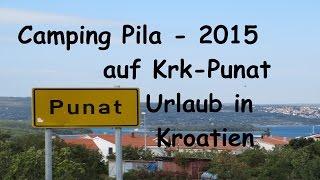 Camperplaats Krk-Punat-Camping Pila-Unterwasserbilder