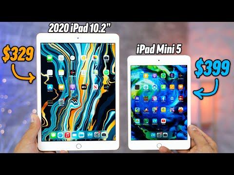 2020 IPad 10.2-inch Vs IPad Mini 5 - Best Budget IPad? 🤔