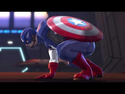 Marvel's Iron Man & Captain America: Heroes United - Trailer