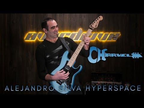 "Alejandro Silva - ""Hyperspace"" Charvel Guitars"