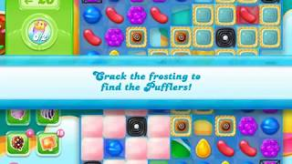 Candy Crush Jelly Saga Level 1493 (3 stars, No boosters)