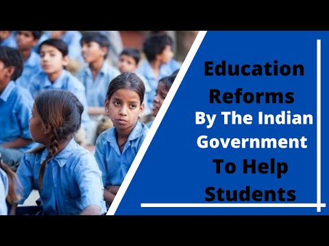 Education Reforms By The Indian Govt To Help Students from YouTube · Duration:  4 minutes 10 seconds