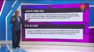 Noticias del día 15/10/2018