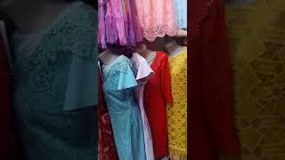 Видео Платья от 300 сом, блузки от 100 сом. Производство Пекин