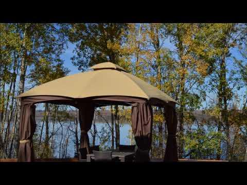 Sunset Shores RV Resort (Lake Isle Alberta) 2017 Fall resort update