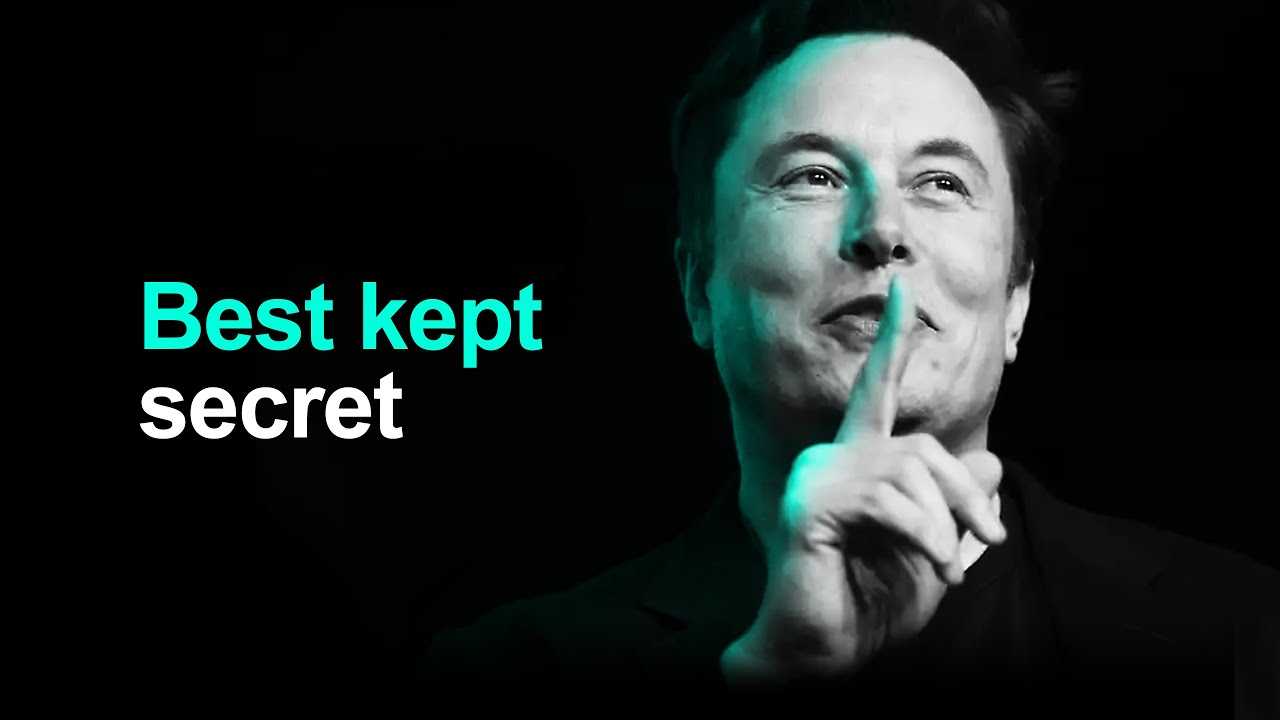Tesla's BIGGEST Secret (NO ONE is talking about this!)