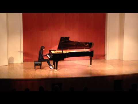 Tara Kamangar: Kurdish Suite Part 2 (Solo Piano)