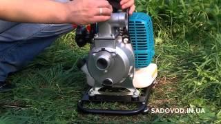 Мотопомпа Sadko GWP-40 обзор