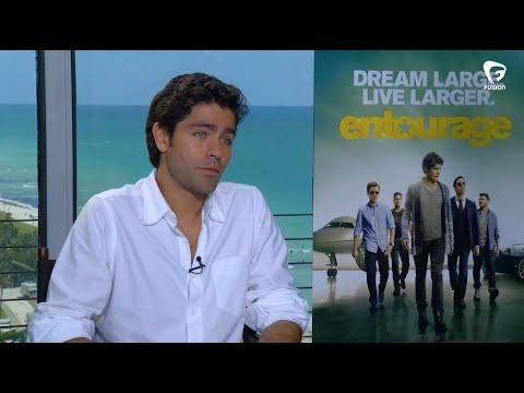 Adrian Grenier tells us how to fake our way through an 'Entourage' movie convo