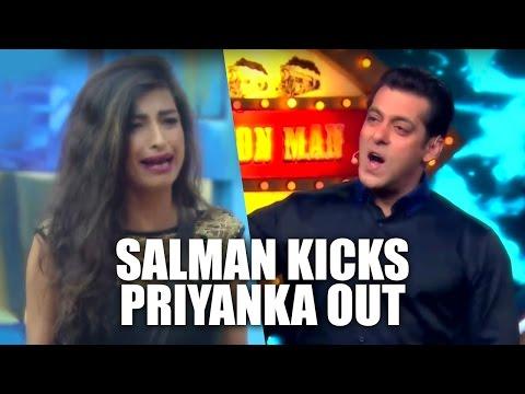 Bigg Boss 10    Weekend Ka Vaar   Salman Khan kicks Priyanka Jagga out