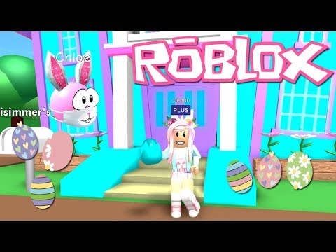 Roblox: MeepCity ~ Easter Egg Hunt!