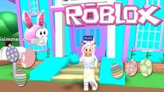 Roblox: 🐰MeepCity ~ Easter Egg Hunt!