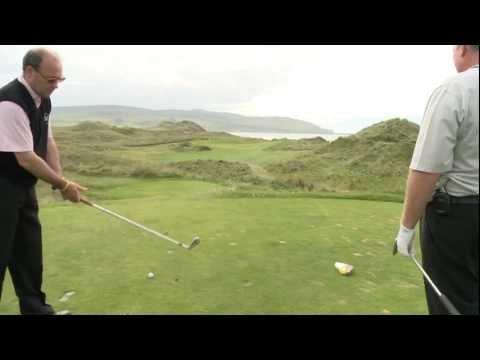 Machrihanish Dunes Course Tips and Tricks from Ronan Rafferty