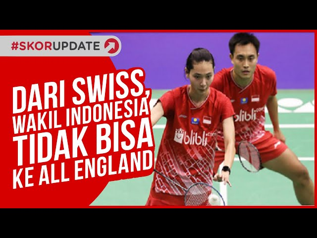 ATLET BULUTANGKIS INDONESIA, ANTARA YONEX SWISS OPEN ATAU TURNAMEN ALL ENGLAND ???