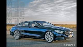 Mercedes Benz CLS 2018 UNMASKED