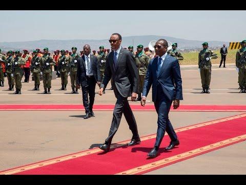 BENIN PRESIDENT VISITS RWANDA