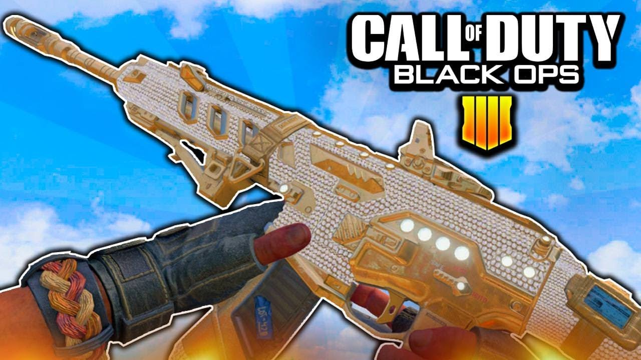 You NEED to try this in BLACK OPS 4    (Best ICR-7 Class Setup)