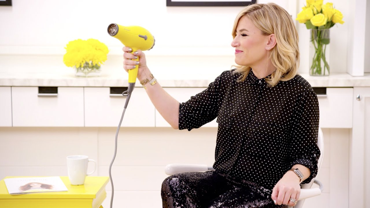 Drybar Buttercup How to blowdry hair YouTube