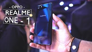 [HINDI] Oppo RealMe 1 hands on review [CAMERA, GAMING, BENCHMARKS]