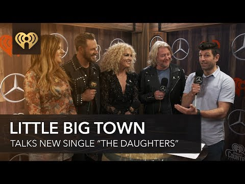 """Little Big Town Opens Up About 'Empowering' New Single """"The Daughters"""""""