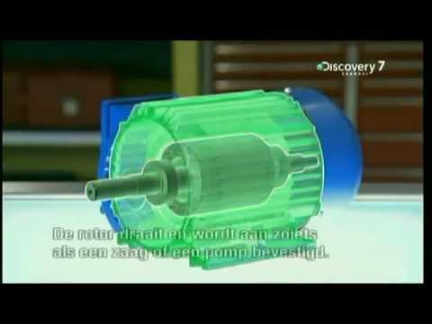 Induction Motor - How does it work