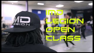 "IMD Legion - Inside The class | Lauren ""Snipz"" Halil 