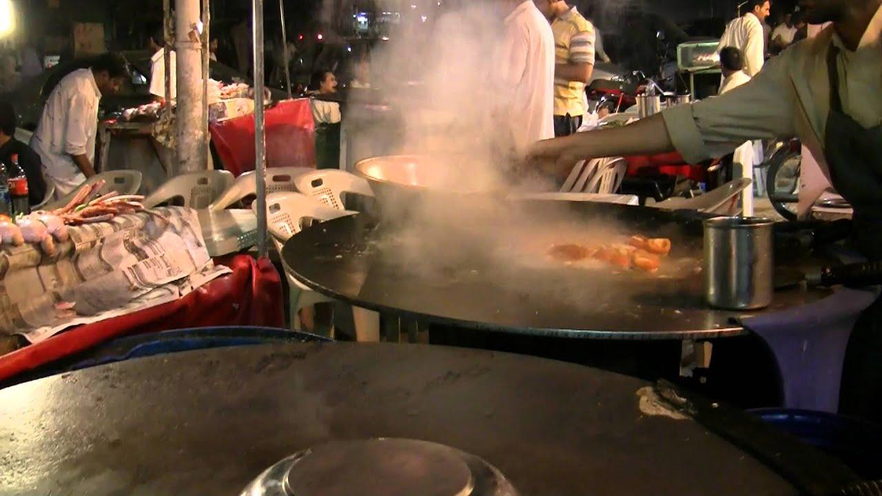 Takka Tak Murghi (Desi Khana, Lahore Food, Pakistani Food