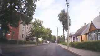 Virtualus Kupiškio turas / Virtual Tour of Kupiskis, Lithuania