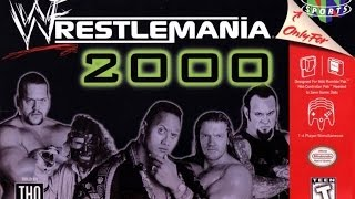 WWF Wrestlemania 2000 N64 720P HD Playthrough