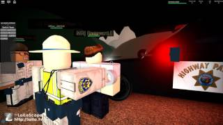 Roblox Cops (Feat.) California Highway Patrol RBLX