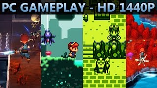 Evoland 2 | PC GAMEPLAY | HD 1440P