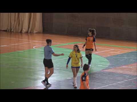 HandLeça Cup 2019: ND Santa Joana - CD Xico Andebol Inic.Fem.