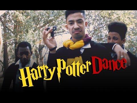HARRY POTTER DANCE  Black Magic  Yung Mavu  Choreography  Caco Aniceto