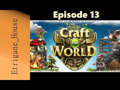 Craft the world - Ep.13 - Le calendrier de l'avent d'Eowyn et Camille^^