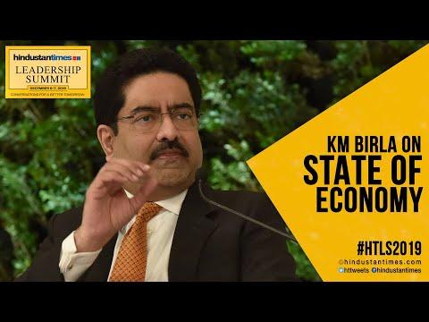 HTLS 2019: KM Birla On Economic Slowdown, RCEP, Globalisation