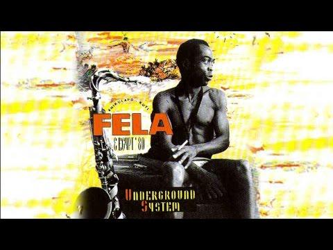 Fela Kuti - Underground System
