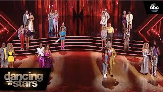 80s Night Elimination - Dancing with the Stars