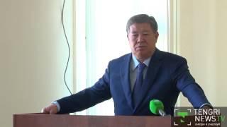 Есимов выругал работников автопарков за секс, наркотики и воровство