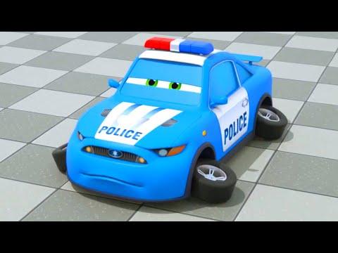 Cars Cartoon For Children - Much Good Work | Motorville