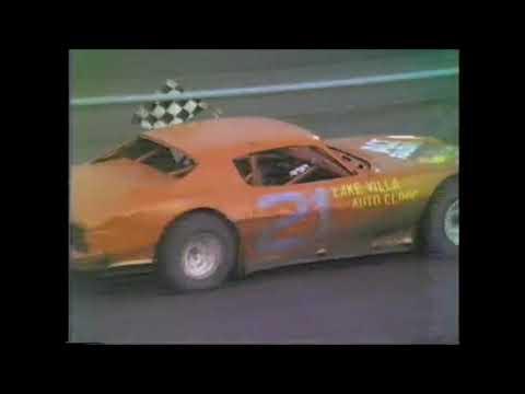 07/24/1987 Wilmot Speedway  Spectators Stocks