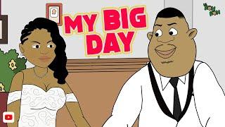 My Big Day 💍👰🏾💐
