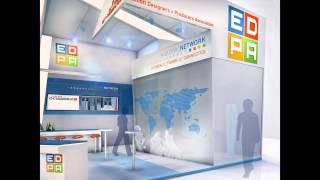 Bemidji State student wins EDPA booth design contest Thumbnail