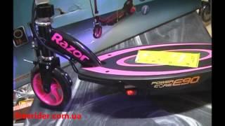 видео Электросамокат Razor Core E90