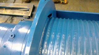 Beacon Gear  Planetary Winch  20 T Testing with Brake motor.mp4