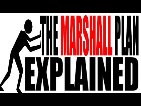 The Marshall Plan Explained: US HIstory Review