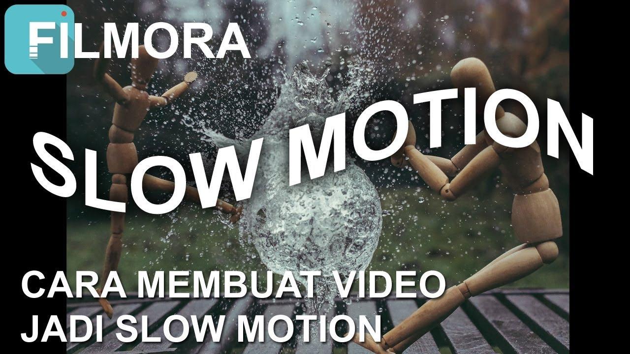 Lengkap Edit Video Slow Motion Di Capcut Viamaker Cara Edit Video Jadi Lambat Di Android Youtube