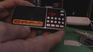TRRS #0653 - $15 FM Radio, MP3 Player and Speaker