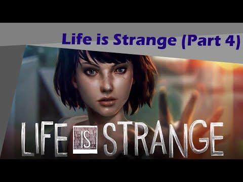 Life is Strange Part 4  (Warning! Bad language)